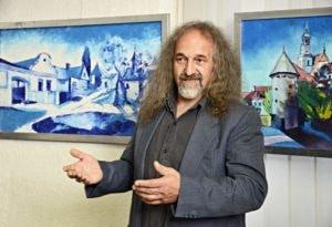 Jiří Meitner, galerie u Sv. Anny, Plzeň 2013